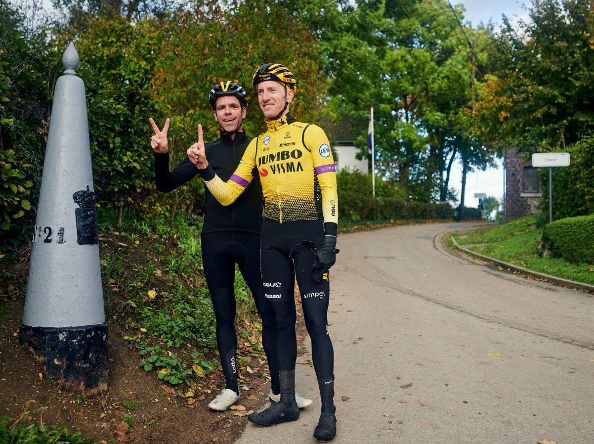 Bram Tankink en Jos van Emden